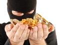 Polícia vyšetruje krádež šperkov