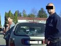 Nitrana (39) zastavili policajti, nadýchal: Pre auto prišla manželka (56), nadýchala ešte viac