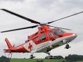 Leteckí záchranári zasahovali vo Fačkovskom sedle: Vážne zraneného cyklistu previezli do nemocnice