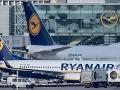 Ryanair varuje: Veľké zmeny v Európe a rušenie našich letov!
