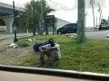 Úžasný príklad ľudského súcitu: Na svojho anjela čakal bezdomovec na FOTO tri roky