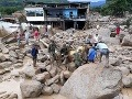 Kolumbijské mesto ohrozila nebezpečná povodeň: Hlásia najmenej 112 obetí a 200 nezvestných