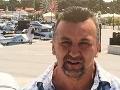 Nečakaná smrť na polícii v Trenčíne: Marcel (†46) sa tešil zo záťahu, o pár minút bol mŕtvy