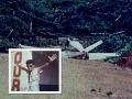 FOTO Najšťastnejšieho pilota na svete: Prežil 11 leteckých havárií, keď podporoval čierny trh