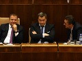 Andrej Hrnčiar, Andrej Danko a Martin Glváč
