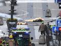 Totožnosť páchateľa útoku v Štokholme potvrdená: Dávno ho mali deportovať