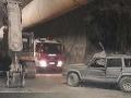 FOTO Tragédie v tuneli Višňové: Bager zošrotoval auto, vedúci vyskočil, Mária (†25) nestihla