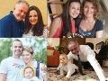 Prezident sa teší na bábätko, veľký prehľad manželiek a detí: FOTO Kiskova šťastná rodinka!