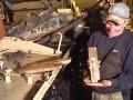 Vojenský nadšenec kúpil starý tank: Keď otvoril nádrž, skoro odpadol, FOTO pokladu