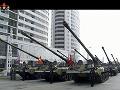 Veľkolepá vojenská prehliadka v KĽDR: Oslavujú výročie narodenia zakladateľa