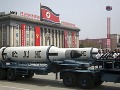 Severná Kórea vyhlásila, že je pripravená odpovedať jadrovými útokmi