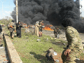 Tragédia na severovýchode Kene: Autobus nabehol na výbušninu, nastal šok