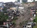 V Kolumbii došlo opäť k zosuvom pôdy, hlásia najmenej 17 mŕtvych