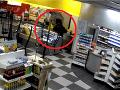 VIDEO Patrik (26) sa prerátal, pri lúpení ho nasnímala kamera: Košickí policajti pohotovo konali