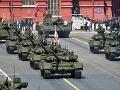 VIDEO Putin predviedol svoj arzenál: Skúška vojenskej prehliadky odhalila ruské novinky