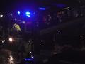 Prekliaty rozostavaný tunel Višňové: Za dva týždne druhé nešťastie, evakuovať museli 18 ľudí