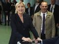 Le Penovej strana sa zmieta v chaose: Predsedu odvolali pre pochybné výroky