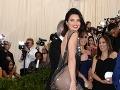 Kendall Jenner nemá problém s provokatívnymi outfitmi.