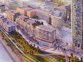 Projekt Eurovea II s mrakodrapom je v rozpore s územným plánom, tvrdí ružinovský starosta