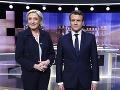 Le Penová po horúcej debate s Macronom: Bola som hlasom ľudu