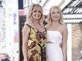 Kate Hudson so svojou slávnou mamou Goldie Hawn.