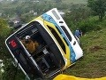 Pri nehode školského autobusu zahynulo cez 30 detí: Žiaci cestovali na skúšku