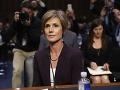 Exministerka varovala Biely dom: Generál Flynn klamal a vydierala ho Moskva