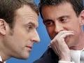 Expremiér Valls bude kandidovať za Macronovu stranu