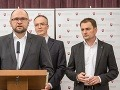 SaS a OĽaNO dohodli koaličnú zmluvu pre komunálne voľby: Podpíšu ju v piatok