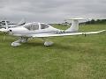 Lietadlo DA-40 váži vyše jednej tony