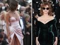 Sladká 20-tka otrčila gaťky, 70-ročná herečka prevetrala prsia!