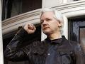 Nové odhalenie WikiLeaks: Zakladateľ Assange chcel ujsť z Británie do Ruska, žiadal o víza