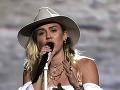 Miley Cyrus v poslednej dobe opeknela.
