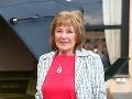 Na otvorenie legendárneho podniku v Bratislave prišla aj glosátorka Oľga Feldeková.
