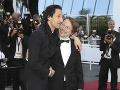 Aj Adrien Brody sa premiéry zúčastnil.
