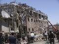 Krvavý masaker v Afganistane: Pri explózii zahynulo najmenej 36 ľudí