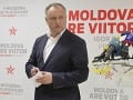 Súd odvolal prezidenta v Moldavsku z postu: Odmietol rozpustiť parlament