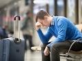 Pri meškaní letu môžete dostať stovky eur: Odškodné žiadajte aj v prípade zlého počasia