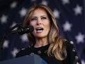Vojna žien v Bielom dome: Bitka o titul prvej dámy, nahnevaný odkaz od Melanie