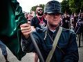 Preč s Trianonom! V Budapešti demonštrovali stovky extrémistov