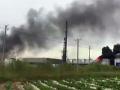 Výbuch v petrochemickej továrni