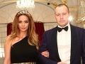 Boris Kollár má s Andreou Heringhovou dcéru Sáru Zoe a syna Boriska.