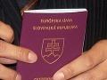 Zákon o štátnom občianstve pripravil doteraz o slovenský pas viac ako 3-tisíc ľudí