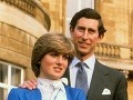 Princ Charles a Lady Diana boli skoro rovnako vysokí.