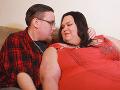 Strašidelne obézna Monika (28) snívala len o jedle: Život jej zmenilo obrovské prekvapenie