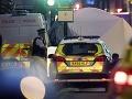 Dodávka v blízkosti mešity v Londýne vrazila do ľudí: Zabila jedného človeka, ôsmich zranila