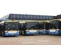 Autobusy SOR NB 12 pre DPMK