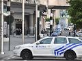 Belgická polícia v pozore: Zatkla muža podozrivého z plánovania útoku na veľvyslanectvo USA
