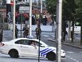 Belgickí vojaci odvrátili pokus