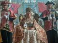 Prvé FOTO zo slovenského filmu o kráľovnej Uhorska: Z tohto by Mária Terézia dostala infarkt!